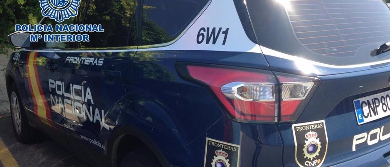 Imagen de archivo e la Policía Nacional.