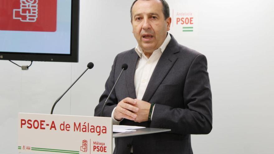 El PSOE señala a Málaga como grave perjudicada por el gobierno andaluz tras el 2D