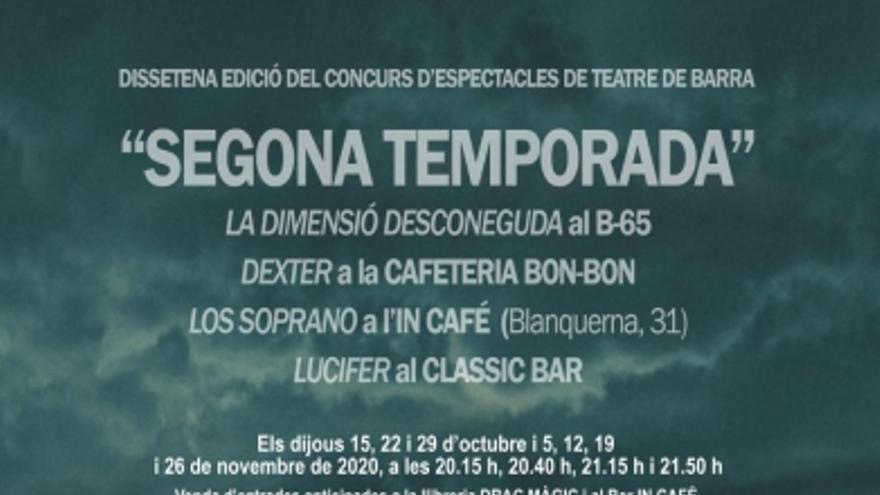 Teatre de Barra - Séries Tv - Segona temporada