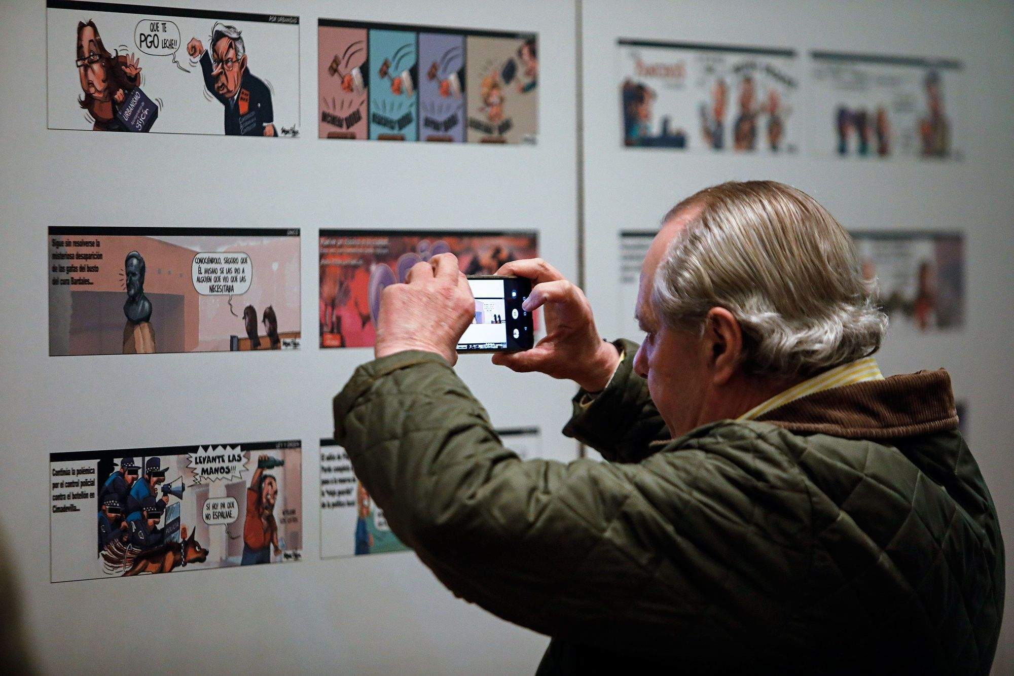 Alfonso Peláez, una vida en imágenes