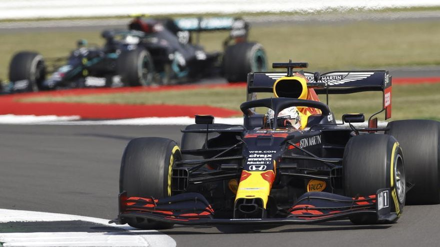 Verstappen pone a prueba su rebelión en el GP de España