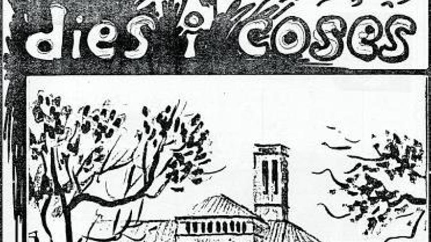La revista 'Dies i Coses' alcanza los doscientos números