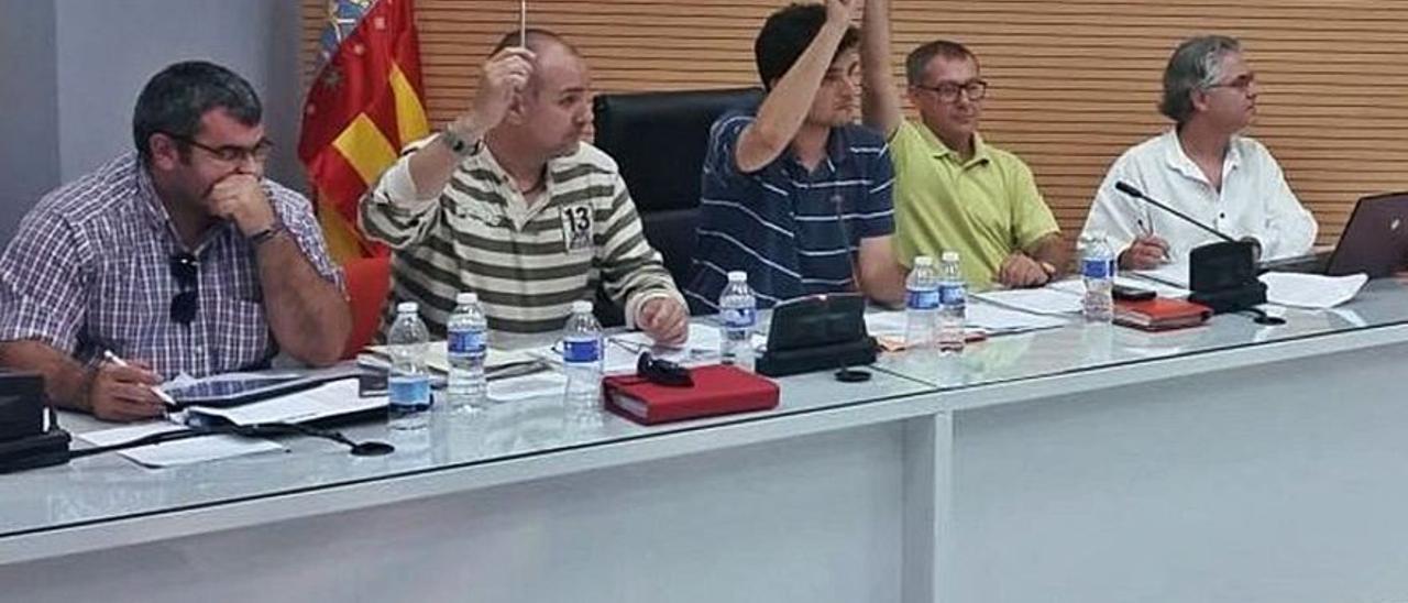 El TSJ anula la municipalización de la limpieza que Sant Joan aprobó en 2016.