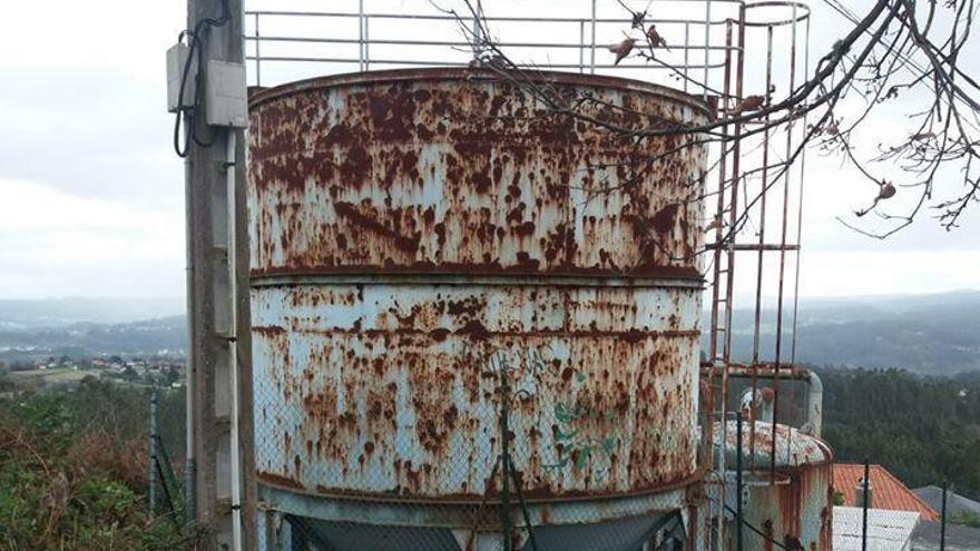 La gestora del agua de Bergondo reclama vía judicial 100.000 euros en impagos