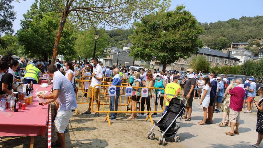Éxito del II Concurso de Migas en Porto de Sanabria
