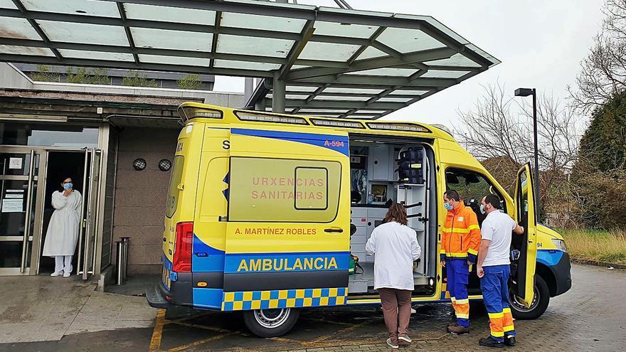 Diez años con una sola ambulancia para 44.000 vecinos