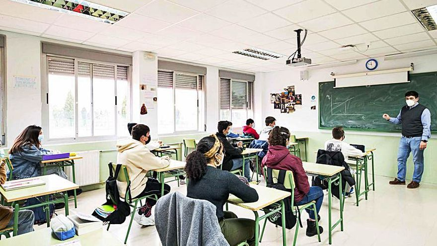 La Caixa trabaja para reforzar el liderazgo en las escuelas zamoranas