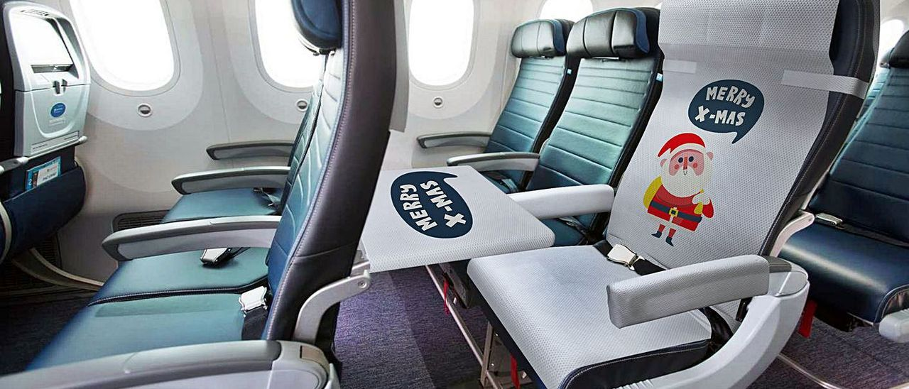Infografía de las fundas protectoras antibacterianas para los aviones, trenes o cines. | LEVANTE-EMV