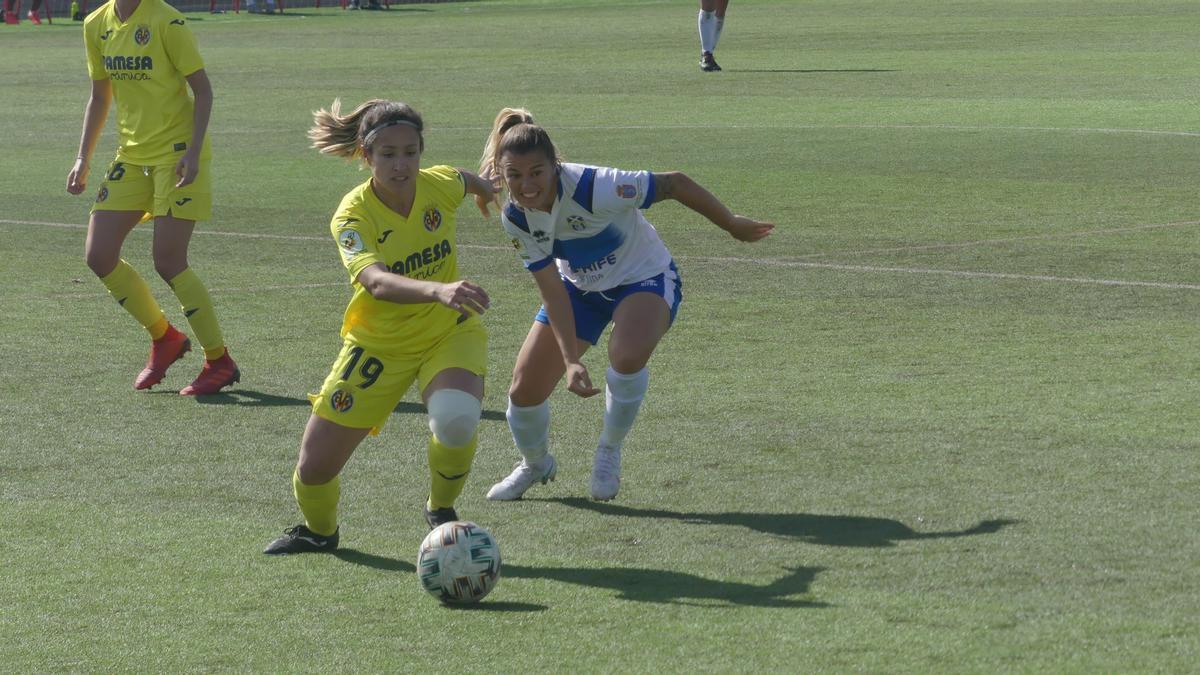 El Villarreal empata sin goles ante el Tenerife B.