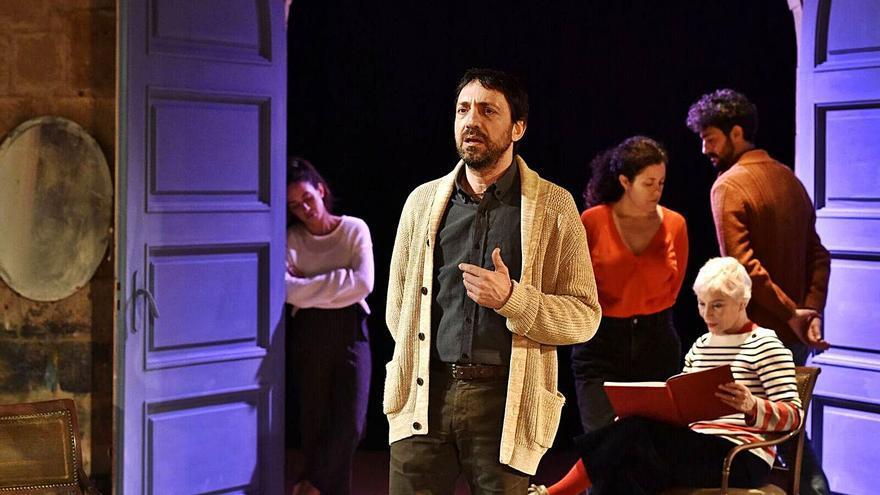 La Fira de Teatre de Manacor levanta el telón con 'Només la fi del món'