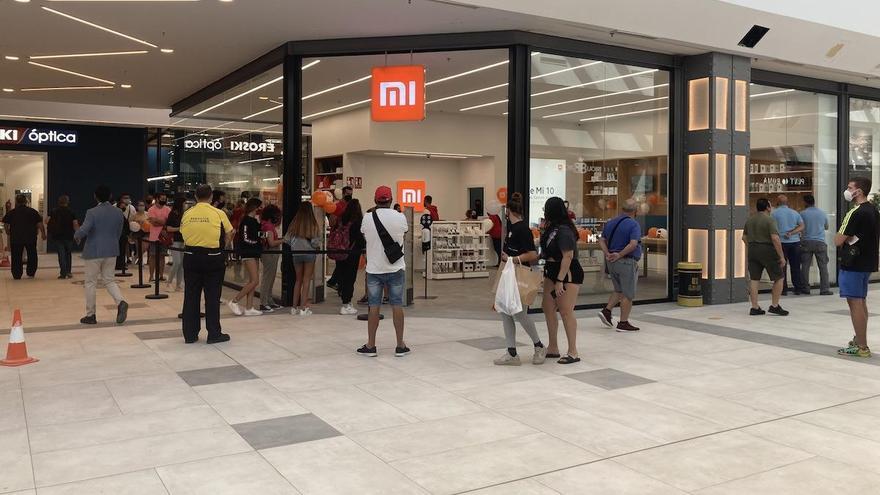 Pad Thai Wok y Xiaomi se estrenan en el centro comercial El Ingenio