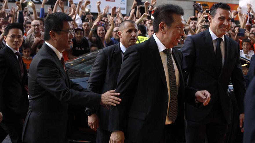 Mestalla declara la guerra a Lim