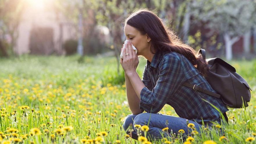 Por qué las temporadas de alergias son ahora peores que antes
