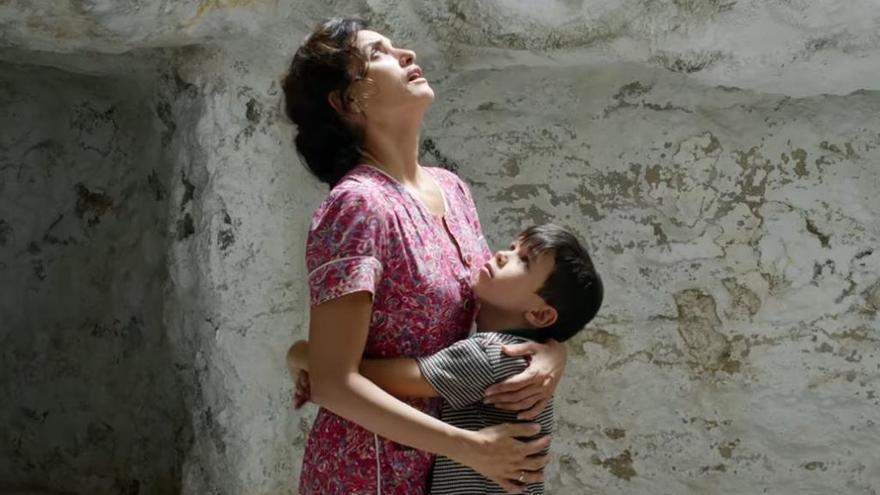 Así luce Paterna en el tráiler de la película de Almodóvar
