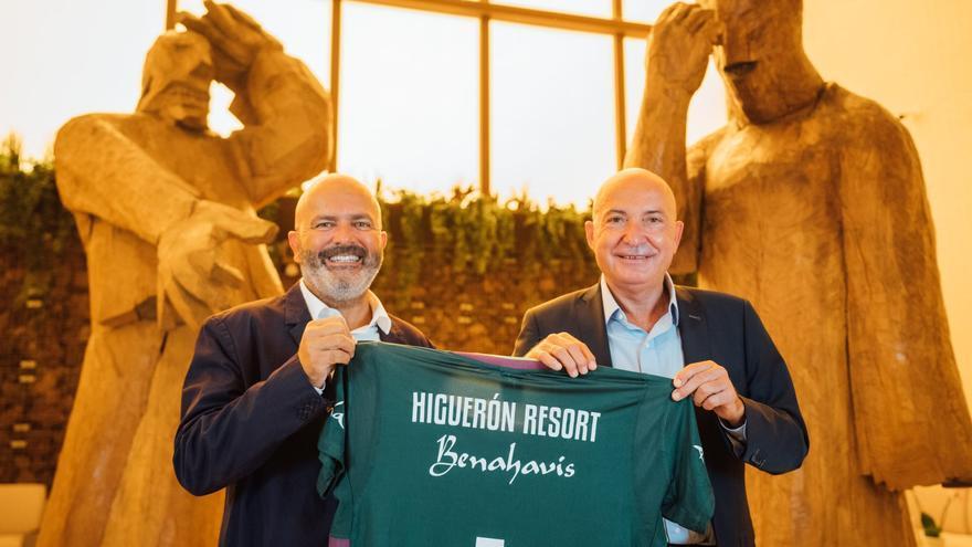 El Unicaja consolida su vínculo con Higuerón Resort