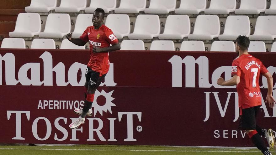 Vea aquí el gol y el resumen de la victoria del Mallorca ante el Albacete (0-1)