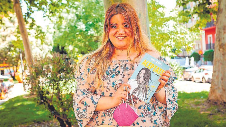 'Acéptate', el grito de una joven  'diferente' contra el odio y el acoso