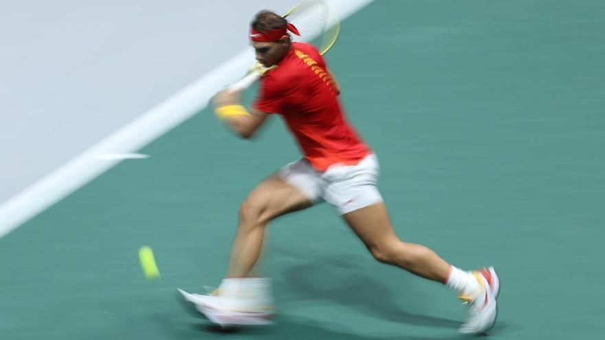 Granollers-Nadal vs Dodig-Pavic, en directo