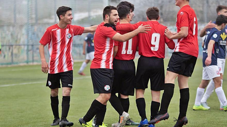 Nacional Juvenil | El Zamora CF firma las tablas con el Santa Marta