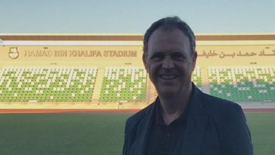 Joaquín Caparrós, nuevo entrenador del Al-Ahli de Qatar