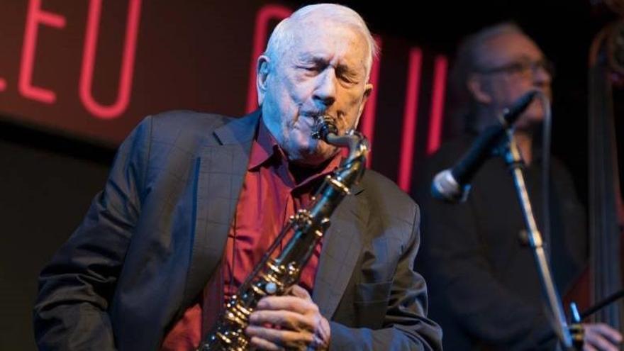 Muere a los 91 años el saxofonista y compositor Pedro Iturralde