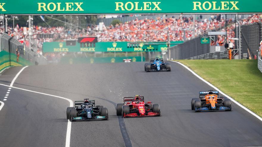 Verstappen gana la carrera más esperpéntica de la Fórmula 1