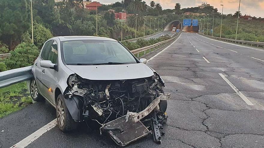 Las muertes en carretera bajan un 32% en Canarias en el año de la covid