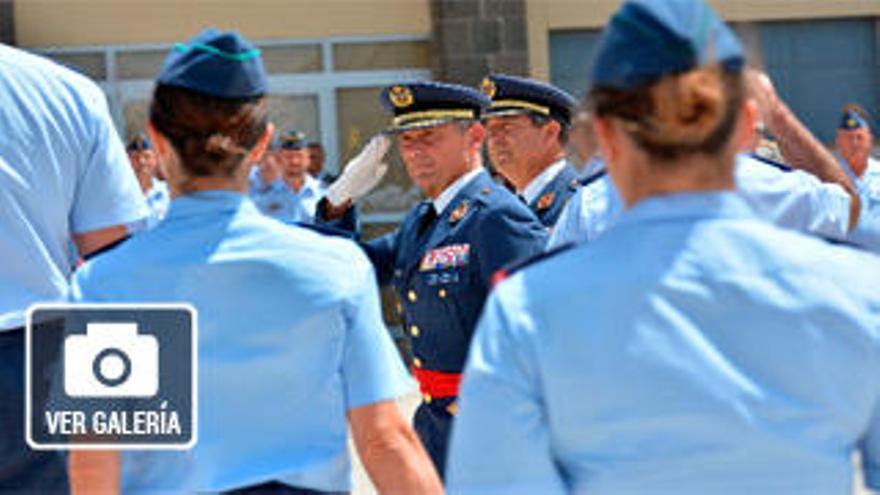 El Ejército del Aire refuerza las misiones de salvamento en Canarias