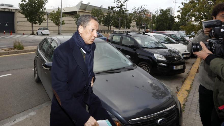 La jueza del caso Erial rechaza la nulidad planteada por la defensa de Zaplana