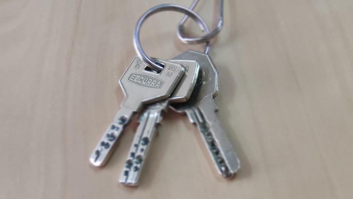 Imagen de llaves.