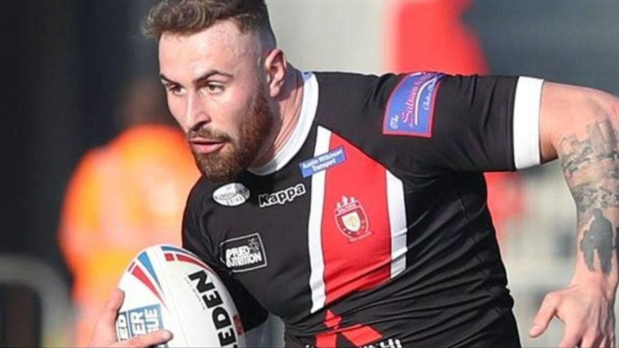 El jugador de rugby que se tiró desde un tercer piso en Ibiza hace dos años vuelve a la competición