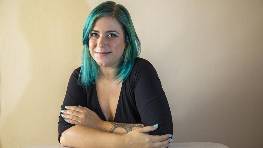 """Elísabet Benavent: """"Me dan vértigo las expectativas y tengo miedo a decepcionar al lector"""""""
