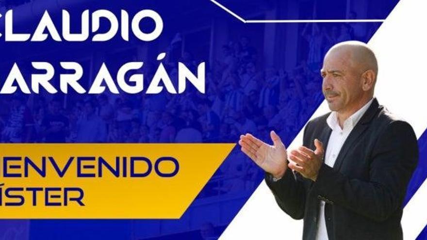 Claudio Barragán se hace cargo del Recreativo de Huelva