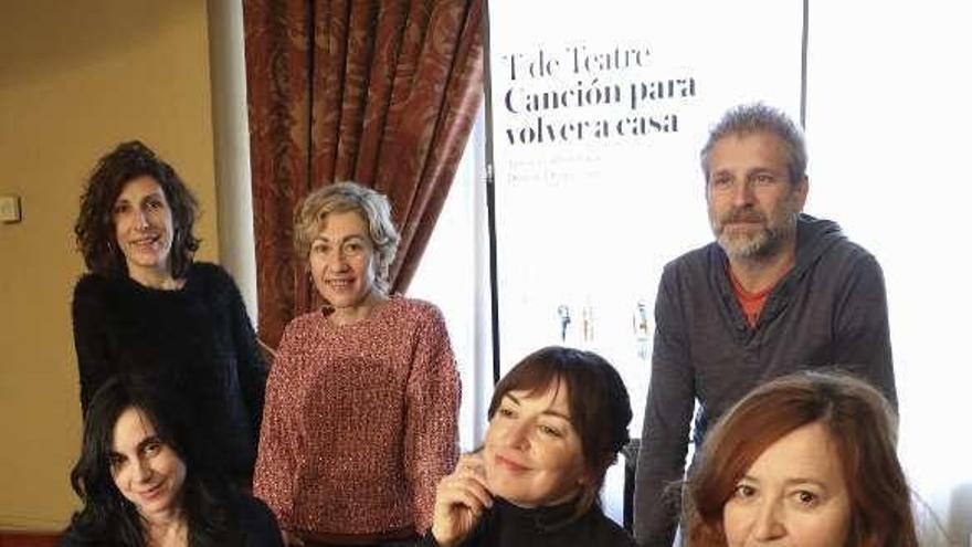 Despeyroux, tragicómica, se estrena en Avilés