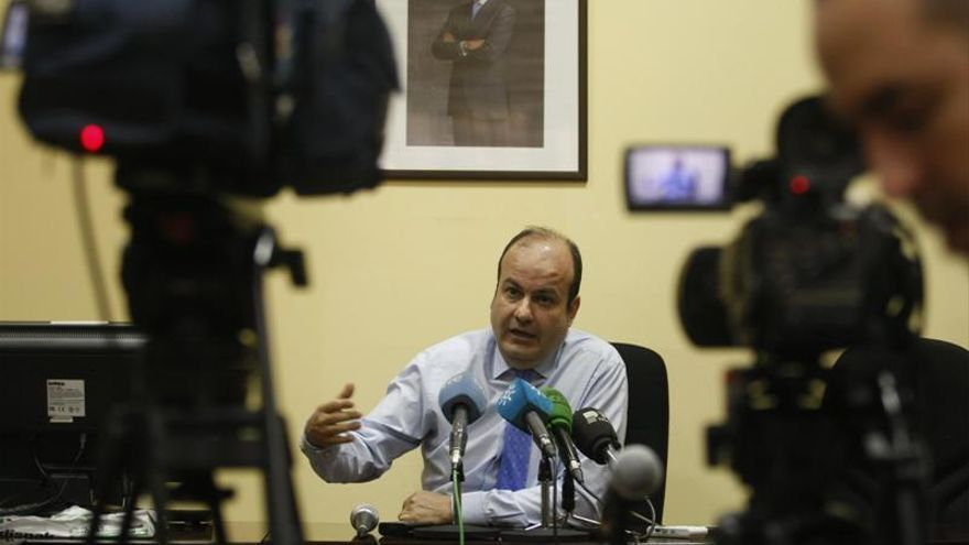 El juez Caballero declara cerrado el primer concurso del Córdoba CF SAD