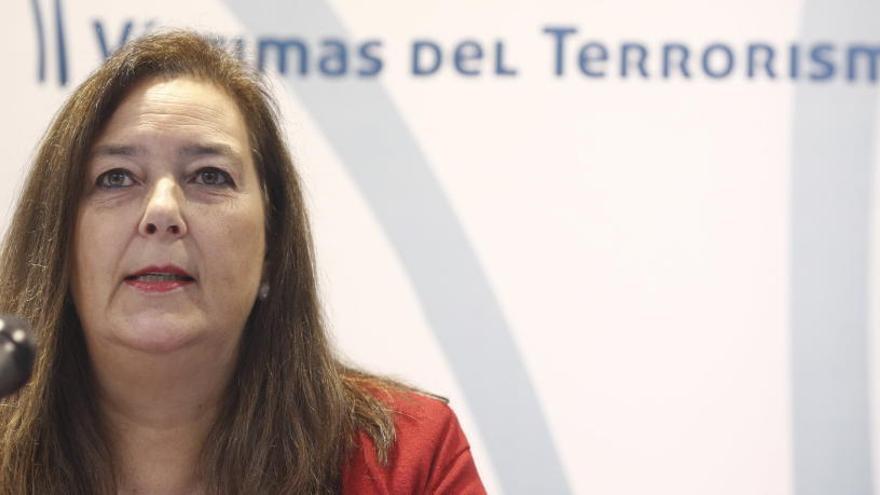 """La líder de la AVT rechaza ir a TVE tras el """"escarnio"""""""