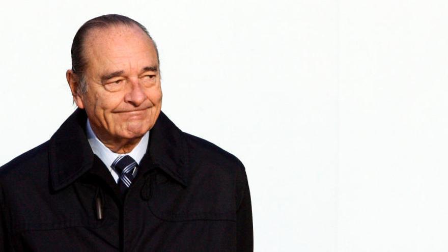 Perfil: Chirac, el animal político que devolvió el poder a la derecha