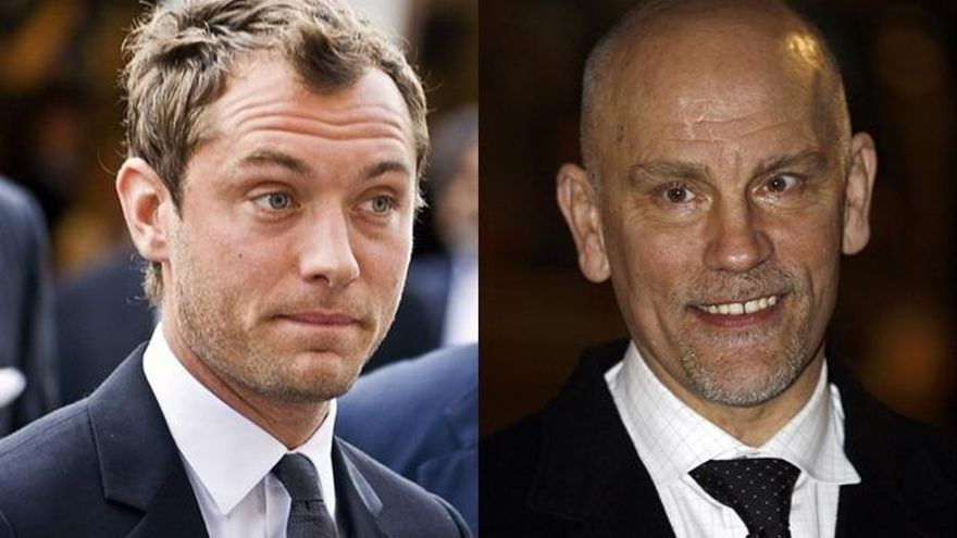 Primera imagen de 'The New Pope', con Jude Law y John Malkovich
