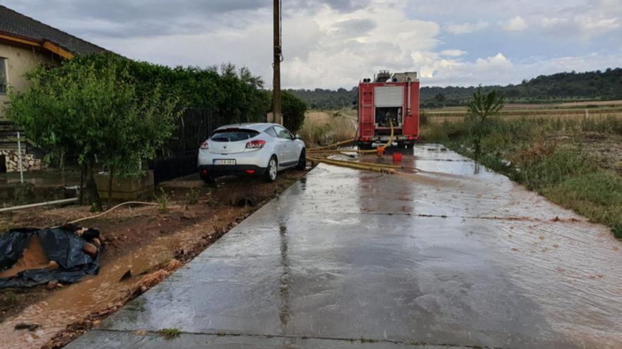 Los bomberos de Benavente realizan 543 servicios en el municipio y 69 en pueblos de la comarca