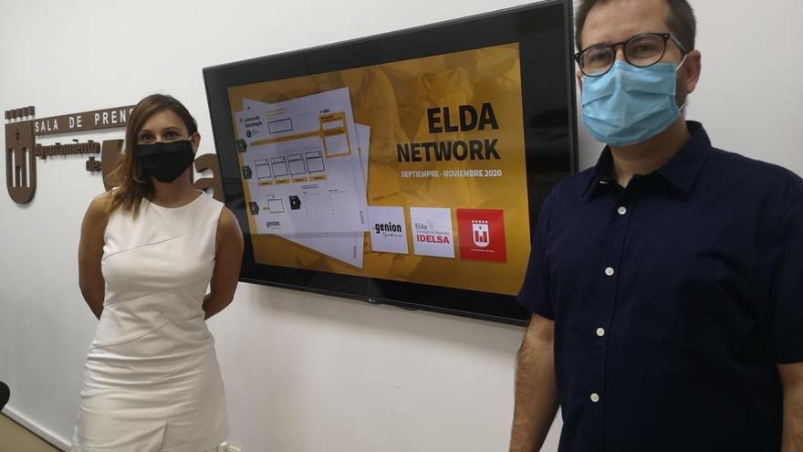 Idelsa impulsa la formación digital con el programa Elda Network para emprendedores