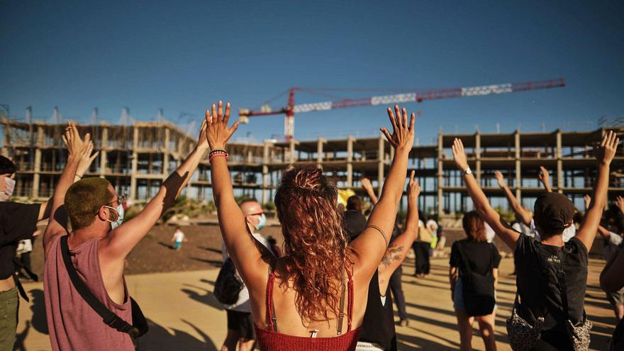 Costas fija un nuevo deslinde que permite construir el Hotel La Tejita