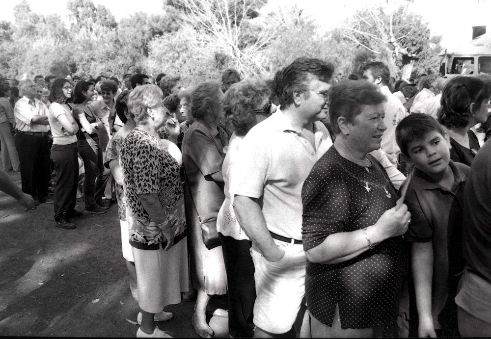Hace 20 años en Sagunt, celebrábamos el 9 d'Octubre.