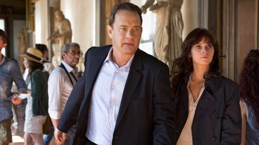 CRÍTICA: 'Inferno', un thriller que ni absorbeix ni inquieta
