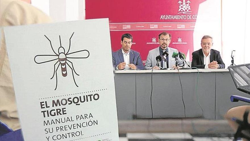 Mayor expansión del mosquito tigre