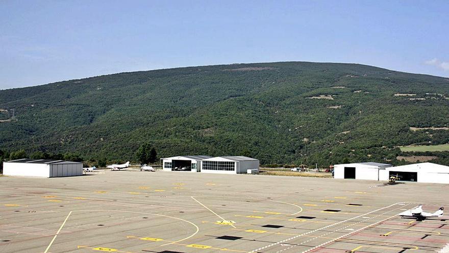 La companyia aèria Cielo, amb base a Tolosa de Llenguadoc, volarà des de l'aeroport de la Seu