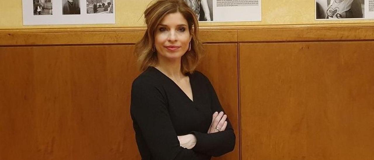 La secretaria de Estado de Migraciones, Hana Jallaul
