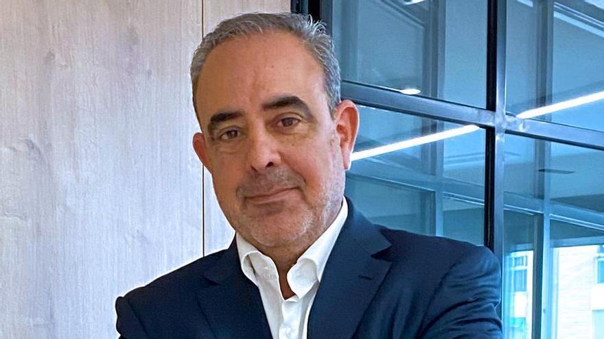 El nuevo consejero delegado de Euroval, Ignacio Amirola.