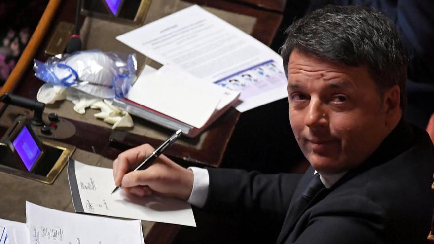 Italia aprueba el Plan de Recuperación pero afronta posibles dimisiones del partido de Renzi