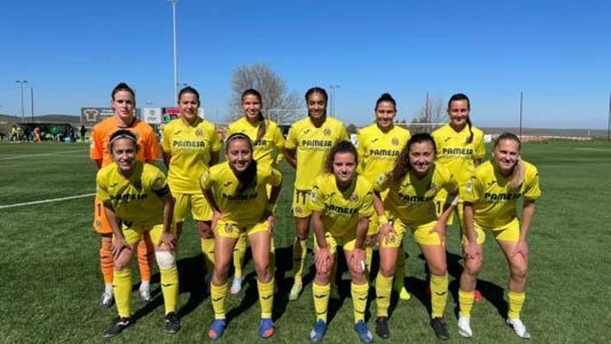 El Villarreal Femenino busca el ascenso en Medi TV