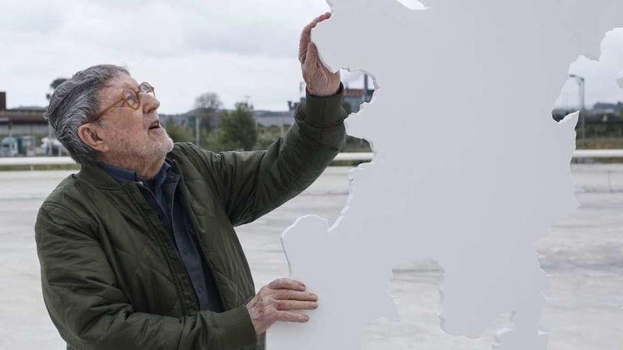 El Niemeyer redobla su apuesta por el mecenazgo tras la muestra de Genovés